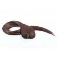 Волосы искусствен. Nurit hair на кератин. капсулах №4