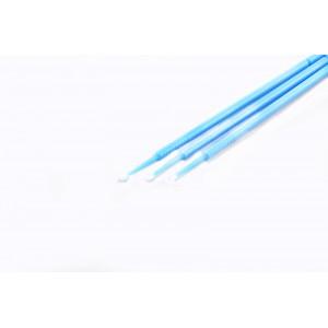 Щеточка одноразовая с микроволокнами (100 шт.) В-17 AISULU Medium 2 мм