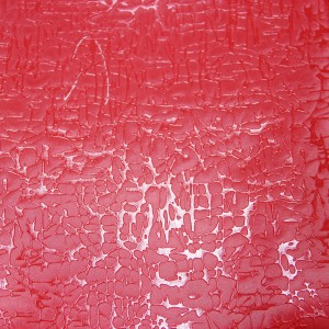 TR-047 Подставка педикюрная с креслом для мастера без спинки (красная,