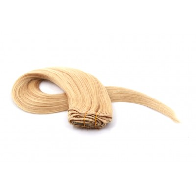 Волосы 50/50 на трессе №24
