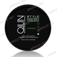 Воск для волос OLLIN нормальной фиксации, 50 мл