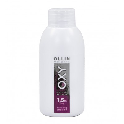 Эмульсия окисляющая OLLIN 1.5% 5 vol. 90 мл