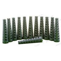 Бигуди-конус для вертикальной завивки №2