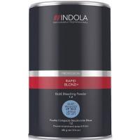 Пудра для обесцвечивания Indola Rapid Blond (Blue) 450 г