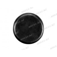 Камень для стоун-терапии базальтовый 6 х 6 см (круглый)