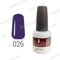 Гель-лак для ногтей №026 14 мл AISULU