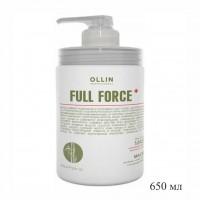 Маска для волос OLLIN Full Force с экстрактом бамбука, 650 мл