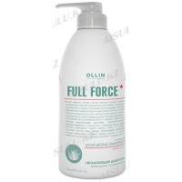Шампунь OLLIN Full Force увлажняющий с экстрактом алое, 750 мл