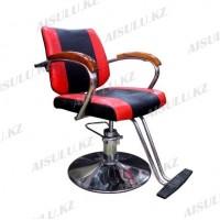 JH-8170 Кресло парикмахерское (черно-красное