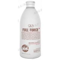 Шампунь OLLIN Full Force с маслом кокоса, 300 мл