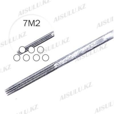 Иглы татуировочные 7 M2 (10 шт.)