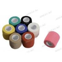 Лента для пальцев защитная в рулоне цветная (ширина 3,8 см) (б)