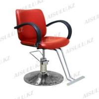 JH-828 Кресло парикмахерское (красное,