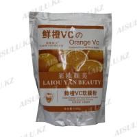 Маска для лица альгинатная с экстрактом апельсина 1000 г