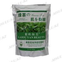 Маска для лица альгинатная с экстрактом зеленого чая 1000 г