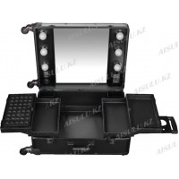 Студия мобильная RB-4633 для визажиста (черный)