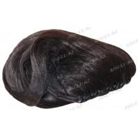 Волосы искусствен. 55 см на крабе (хвост) №09A # 2/33