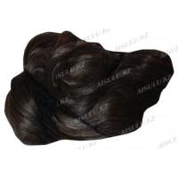 Волосы искусствен. 60 см на крабе (хвост) №7375 АLВ # 2/30