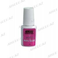 """Клей для типс """"WALOC Nail Glue"""" 7 г (розов.)"""