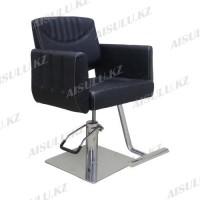 H-7047 Кресло парикмахерское (черное,