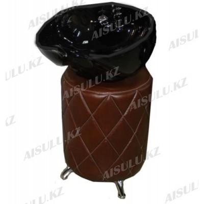AS-008 Мойка-тумба без кресла (светло-коричневая)