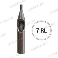 Наконечник для тату нержавеющая сталь (многоразовый) 7 RL