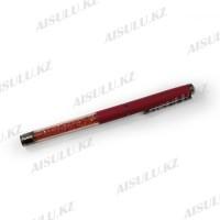 Ручка для микроблейдинга и ручного татуажа одностор. с колпачком (кристаллы внутри)