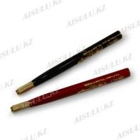 Ручка для микроблейдинга и ручного татуажа одностор. с рисунком в ассорт.