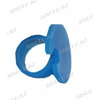Подставка-кольцо силиконовая для лака и клея