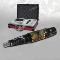 Аппарат AISULU AS-11 для перман. макияжа 35000 об/мин , для одинар. игл, серебр.