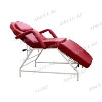 BE-8004 Кушетка косметологическая (красная, гладкая)