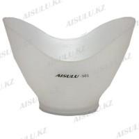 Чаша для краски гелевая №501 белая AISULU