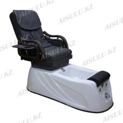 F-9830 Кресло педикюрное с джакузи (черное, матовое)