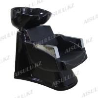 S-6051 Мойка парикмахерская с креслом (черная,