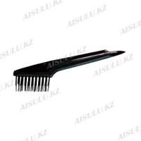 Щетка для чистки брашинга AISULU №3125 черная