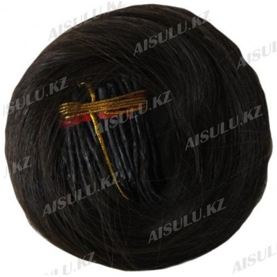 Волосы натур. 50 см на кератин. капсулах, не крашен. (200 в 1)