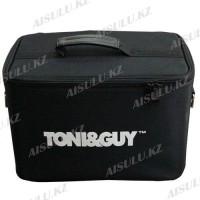 Кейс-сумка для парикмахера Tony & Guy XZ-12/1602 матерчатая/черная (c)