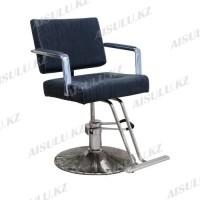 H-7012 Кресло парикмахерское (черное, матовое)