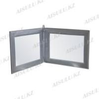 Зеркало-книжка для клиентов J-001 в ассорт. AISULU
