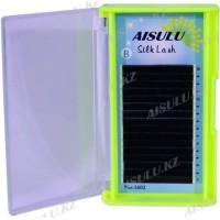 Ресницы №1602 один/шелковые, B/0,15 мм/8 мм (в 16 рядов) AISULU Silk Lash