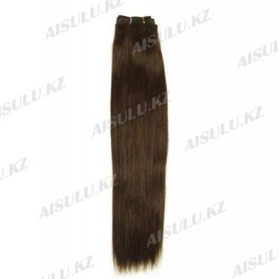 Волосы 100% натур. Soft 80 см на трессе №6