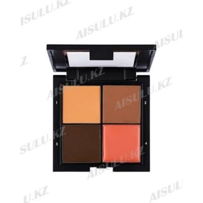Contour Palette палетка для контурирования 004 Dark