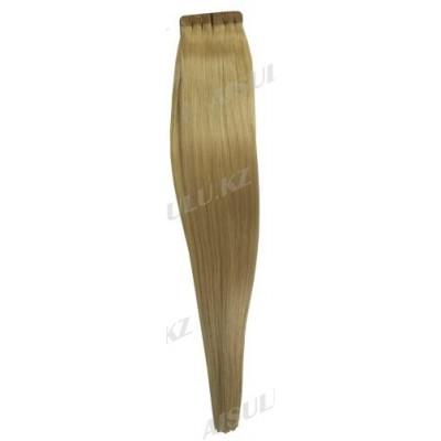 Волосы для ленточного наращивания (30 лент) самоклейка №1В