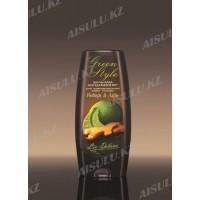 Бальзам Green Style для чувствительной кожи головы Имбирь-Лайм 200 мл Liv Delano