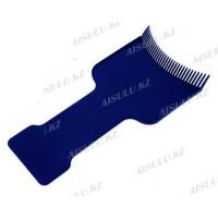 Расческа для покраски и колорирования Tony&Guy K-20 плоская 9,4 х 18 мм цвет в асс.