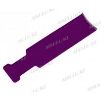 Расческа для покраски и колорирования Tony&Guy K-22 плоская 9,4 х 38,5 мм цвет в асс.