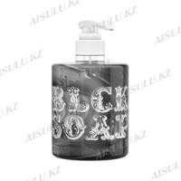 Мыло жидкое VK Черное с дозатором 300 мл