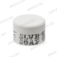 Мыло жидкое VK Для волос и тела Серебряное 100 мл