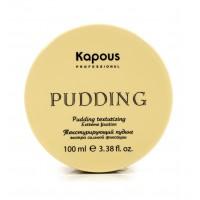 Пудинг для укладки волос KAPOUS экстрасильной фиксации 100 мл