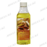 Масло для массажа с ароматом папайи 500 мл